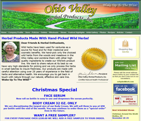 Ohio Valley Herbal Products